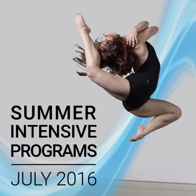 Summer Intensive Programs 2016