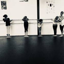 Megan Navarro and her students