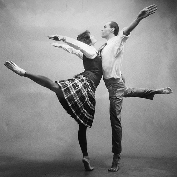Francisco Alvarez and Patricia Fraser by Frank Richards