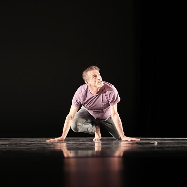 Massimo Agostinelli by Judith La Rochelle